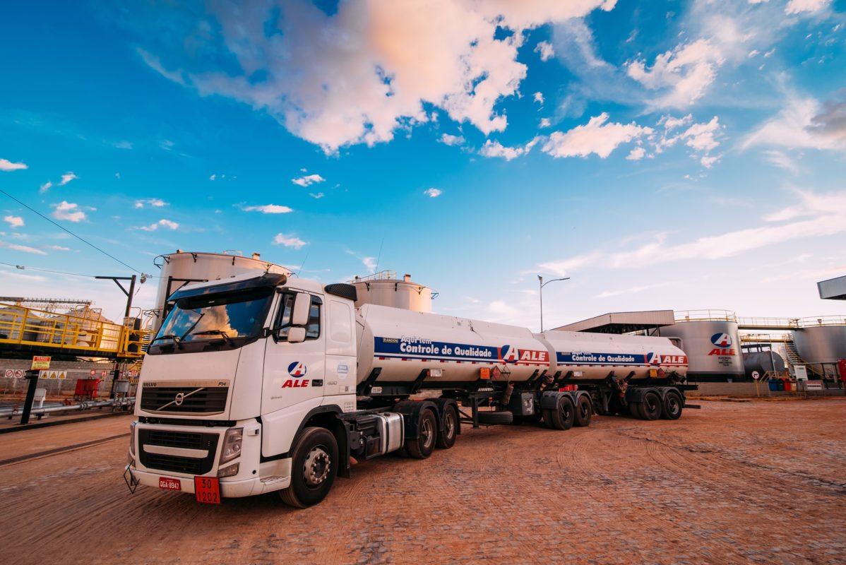 gestión de flota camiones